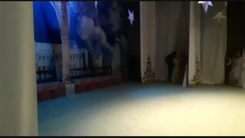 Узбекский танец АҚБОТА