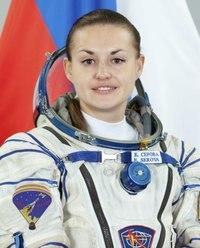 космонавт Елена Серова