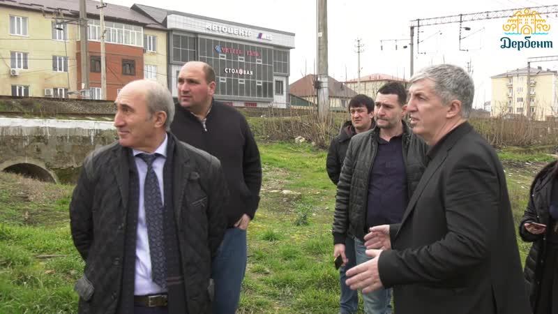 Возобновлена подача воды жителям в привокзальной части города Дербент