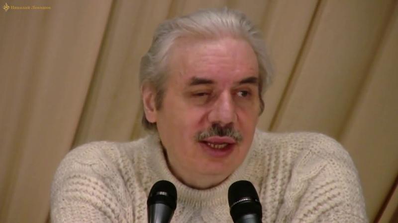 Снятие телегонии 2012.02.25 Снятие блокировок у женщин. Николай Левашов.