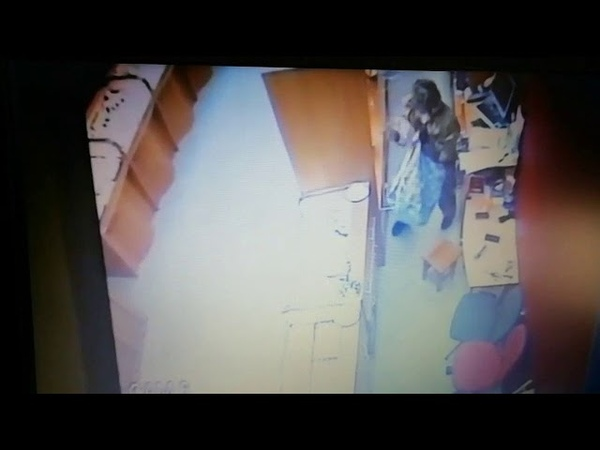 Шок: появилось видео ограбления ювелирного магазина в Бахмуте (ВИДЕО)
