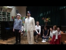 Сценка по мотивам оперетты Белая акация (Люберцы, 16.05.18)