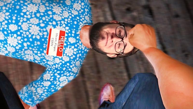COFFI ИЗБИЛИ В БАРЕ ,НО Я ЕГО СПАС ОТ БЫДЛА! (Drunkn Bar Fight - VR_HTC VIVE)