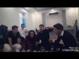 turkmen prikol 2017 (myrat molla - dalihana degishmesi)