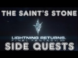 Lightning Returns Final Fantasy XIII English (Walkthrough part 40) Quest: The saints stone