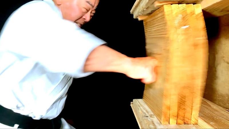 The most dangarous punch | Okinawa Karate | Masaaki Ikemiyagi | 最も危険な突き | 池宮城政明先生 | 沖縄空手