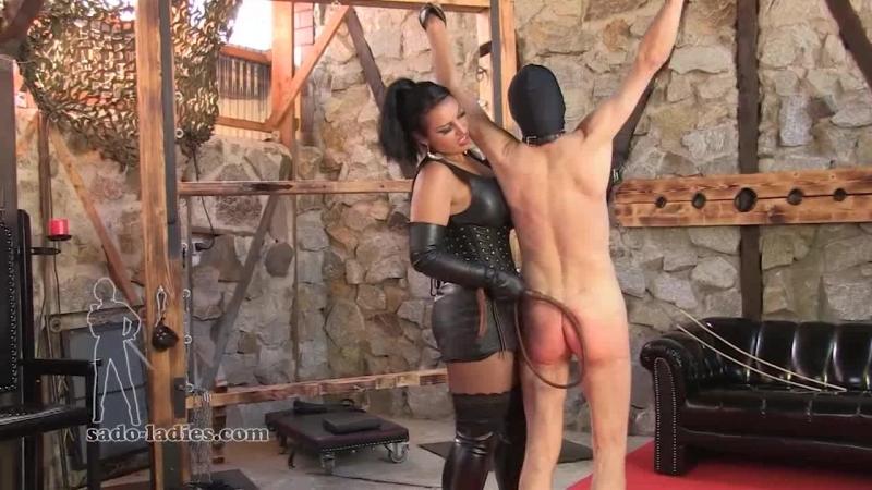 Mistress Ezada Sinn - Dance Under my whip