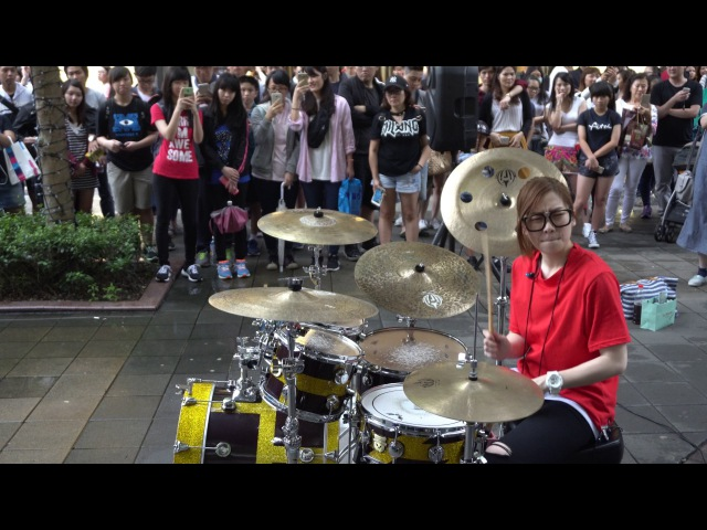 2017/5/13 羅小白S.White - 打鐵(玖壹壹) 4K畫質 in 台北信義威秀