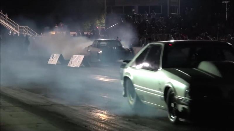 Death Trap Chuck vs Megalodon for 50k at Armageddon No Prep