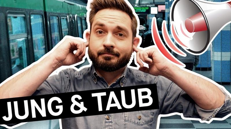 Jung und taub: Wie ist der Alltag gehörloser Menschen? || PULS Reportage