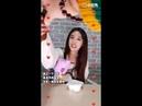 """190214 Jiyeon Xiaohongshu - 朴智妍 分享情人节怎么""""吃""""~见者收获甜甜幸福呀 """"情人节""""待着也261"""