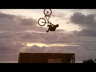 Yannick Granieri and Sam Reynolds visit Indonesia - action flick