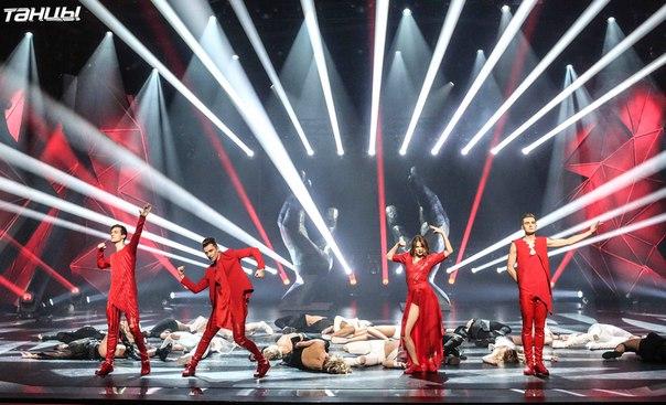 Танцы на ТНТ второй сезон