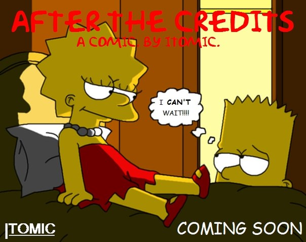 after the credits the simpsons porn  ics  s vk   topic