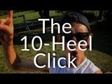 Irish Dancer Gets 10 Heel Clicks in One Jump! Irish Step Dance