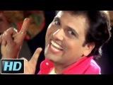 Dulhan To Jayegi, Govinda, Raveena Tandon, Kader Khan - Dulhe Raja Dance Song