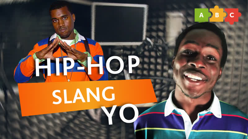 4 выражения из хип хоп сленга йоу Puzzle English