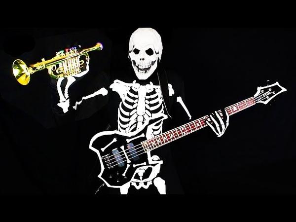 Spooky BASSY Skeletons