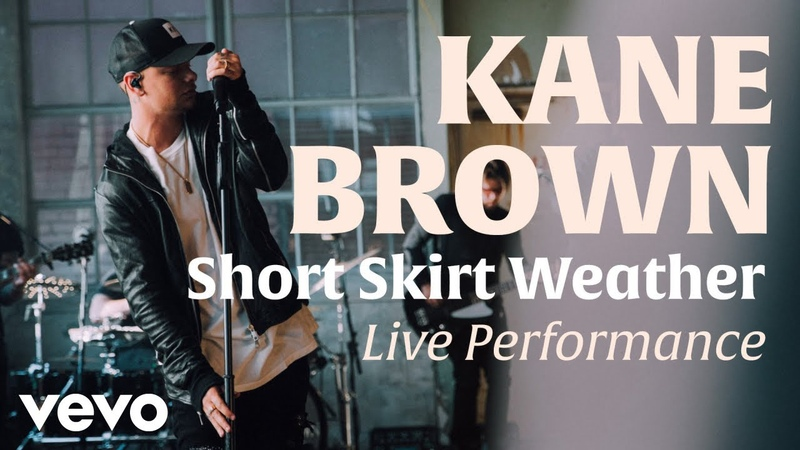 Kane Brown - Short Skirt Weather (Official Live Performance) | Vevo
