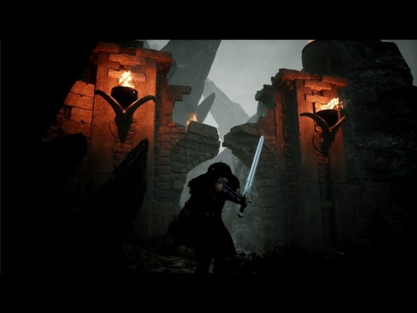 Rune Trailer Rise, Warrior