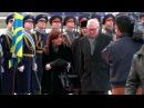 В Москву с официальным визитом прилетела президент Аргентины Кристина Киршнер - Первый канал