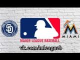 San Diego Padres vs Miami Marlins 10.06.2018 NL MLB 2018 (33)