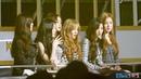 181220 여자아이들 (G)I-DLE Reaction to 청하 'Roller Coaster' 직캠 @ KPMA by Spinel