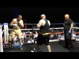 Ward Vs Darnell - Bare Knuckle Boxing