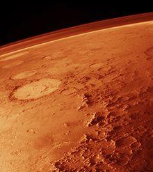 Марс - четвёртая планета от Солнца HR7Yr2_zuDc