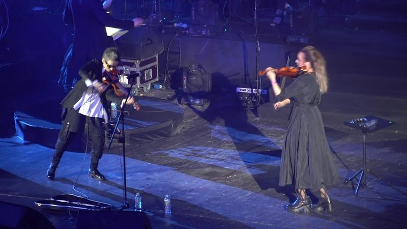 Сурганова и оркестр - Скрипка - Юбилейный концерт - Крокус Сити Холл - 1 декабря 2018