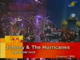 johnny &amp the hurricanes - red river rock