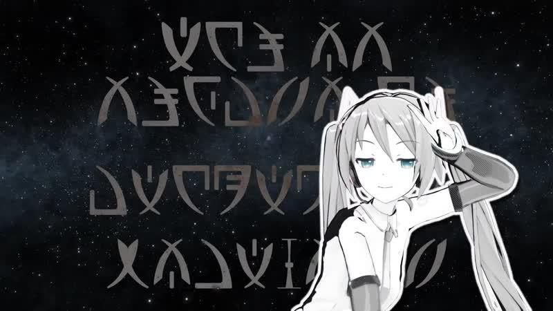 【MMD】Hatsune Miku ✖  Solar System Disco  Япония japan Anime MAD VOCALOID HATSUNE_MIKU
