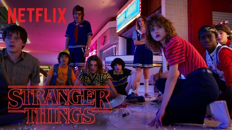 [Норка Орка] Stranger Things: Season 3 | Official Trailer [HD] | Netflix
