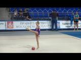 Александра Солдатова, 1998 г.р, мяч
