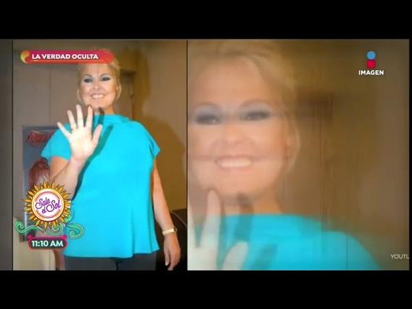 La Verdad oculta detrás de la recuperación de Lupita D'Alessio | Sale el Sol