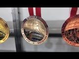 Медали ЧМ-2018