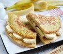 Овсяноблин с полезной начинкой на завтрак