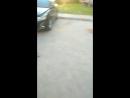 Российские дорожники заделали дыры канализационными люками.mp4