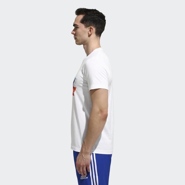 Футболка ИГРАЕМ ЗА ВАС