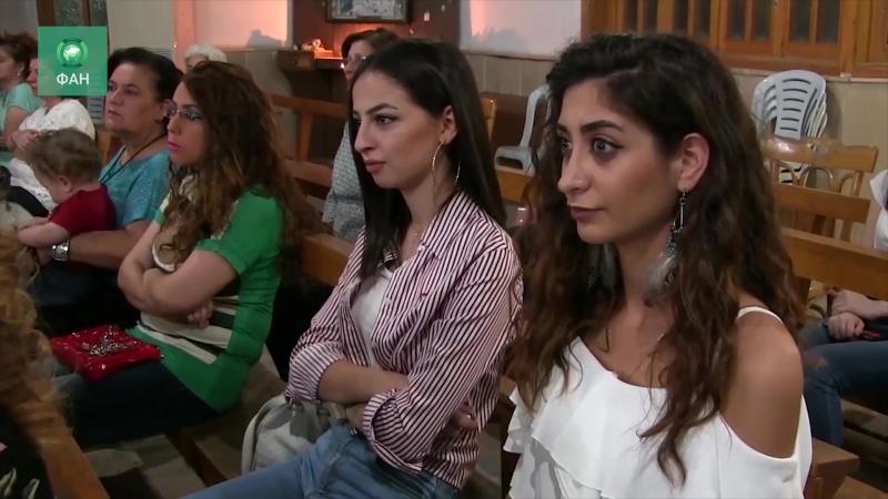 Сирия: христиане Хасаки отмечают Воздвижение Христа Господня, несмотря на давление курдов