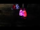 светящиеся кроссовки с USB зарядкой