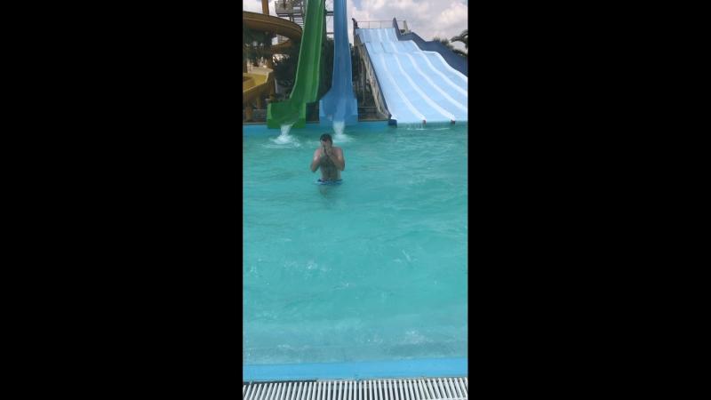 ТУНИС снова в аквапарке