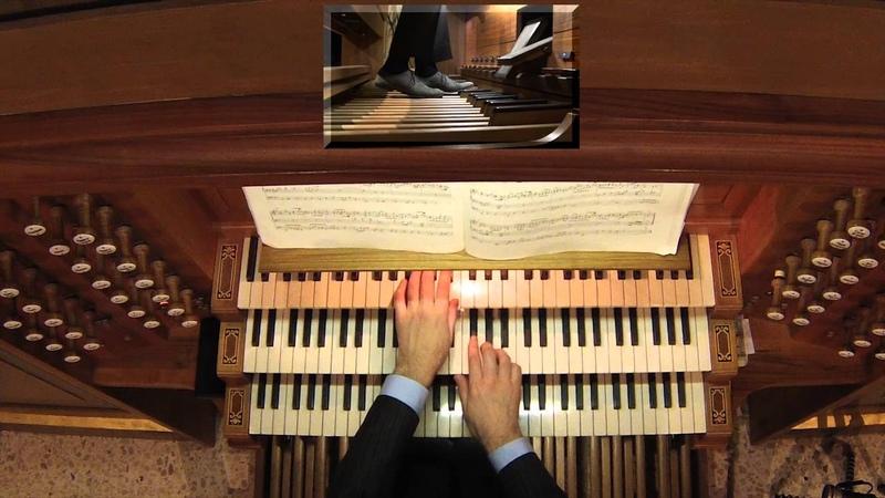 J S Bach An Wasserflüssen Babylon BWV 653