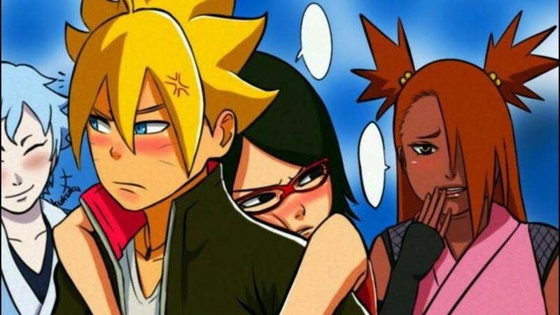 Boruto: Naruto The Movie「AMV」- MMM Yeah Yeah