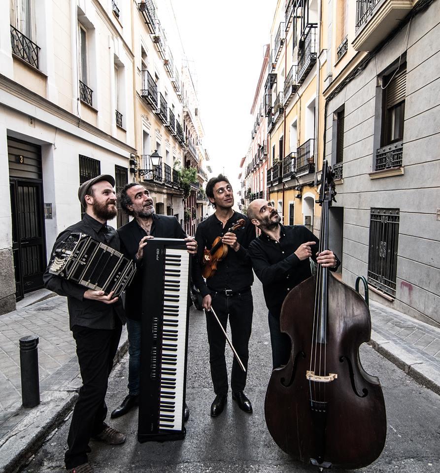 Афиша Калуга Orquesta Social del Tango в Калуге