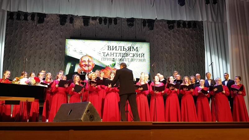Академический хор Калужской обл. филармонии - Песни наших отцов