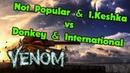Not Popular vs Donkey International Tanki Online Zone tandem 22