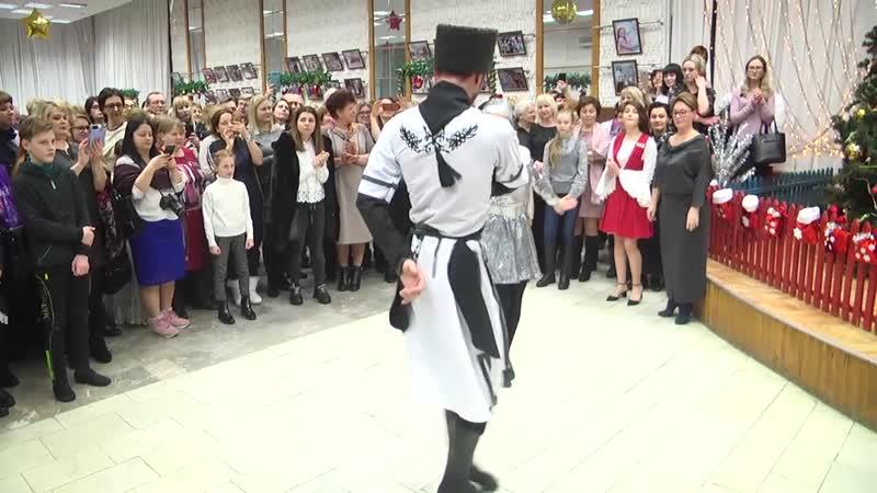 24 12 2018 Анакопия фестиваль Абхазии в Арзамасе