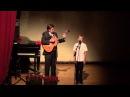 Артем Коршунов 9 лет песня Исая Шейниса Письма отца