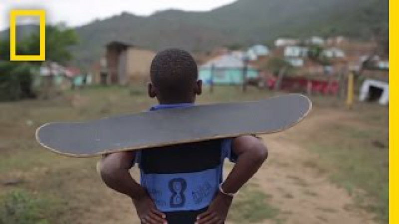 See How Skateboarding Is Changing Lives in Rural South Africa | Short Film Showcase